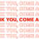 Thank You, Come Again - 5/7/19 image