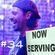 """NOW SERVING"" Episode #34 (""The WELLLLLLLLLL Show"") image"