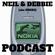 Neil & Debbie (aka NDebz) Podcast #144.5 ' It's all so'ooo last century ' - (Music version) image