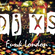 Dj XS London Classic Soul Disco House Mix - DL Link in Info image