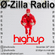 O-Zilla Radio - HighUp (Guest Mix - Year End) - December 28 2019 image