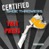 Certified Shoe Throwers - TEST PRESS image