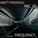 "MATT PODDESU presents FREQUENCY_16  ""DREAMING IN THE MORNING"" FRC_16 image"