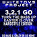 Whitetoys Project -  Turn the Bass Up Easter Is Over 2020 (Hardstyle Edition) image