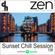 Sunset Chill Session 108 (Tigerforest Guest Mix) (Zen Fm Belgium) image