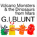 G.I.BLUNT- VOLCANO MOSTERS AND THE DINOSAURS FROM MARS  image