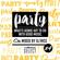 PARTY #004 EDM,House,Pop,Afrobeats,Dubstep,Trap,Bass image