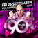 dj A-Tom-X @ Volmolen - This Is 90's 26-09-2014 image