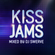 KISS JAMS MIXED BY DJSWERVE 24AUG14 image