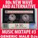 80s New Wave / Alternative Songs Mixtape Volume 3 image