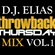 DJ Elias - Throwback Reggaeton Mix 2020 Vol.1. image