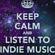 Fran Van Noy - indie pop november 2012 image