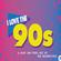 Vinyl Mix Sampler 32 - 90s Slow Jam Classics image