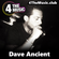 Dave Ancient - 4 The Music Exclusive - Soulful and Funky House image