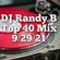 DJ Randy B - Top 40 Mix 9-29-21 image