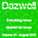 Everything House - Volume 31 - Mashed Up House - August 2019 by Dazwell image
