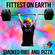 FITTEST ON EARTH 2.0 // SMOKED RIBS & PIZZA image