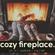 cozy fireplace. [lofi / jazzhop / chill mix] image