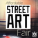 Fifteen Minutes of Funk by Rob Hale for The Affordable Street Art Fair image