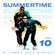 Dj Jazzy Jeff & MICK - Summertime Mixtape Vol 10  (2019) image