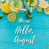 HELLO AUGUST 2019 by DJ TYMO image