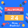 Dj Allworld: mix sessions 24 (perfect for the bars & clubs) image