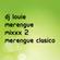 DJ Louie Merengue Mixxx 2-Merengue Clasicos image