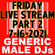 (Mostly) 80s & New Wave Happy Hour (Part 2) - Generic Male DJs - 7-16-2021 image