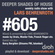 Deeper Shades Of House #605 w/ exclusive guest mix by BARIS BERGITEN (Dinamo FM, Turkey) image