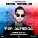 Fer Almeida - LIVE @ 1001Tracklists Virtual Festival 3.0 image