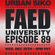 FAED University Episode 89 featuring Urban Siko - 12.25.19 image