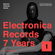 Electronica Records – 7 Years: Episode 1 by Maiden Obey image