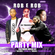 DJ ROB E ROB 2K18 PARTY MIX image