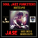 Soul Jazz Funksters Invites #12 - Dj Jase - Basslines & Broken Beats image