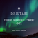 DJ JUTASI - DEEP HOUSE CAFE 001*DEEP HOUSE MUSIC MIXTAPE image