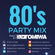 80's Party Mix by DJ Tomiwa image