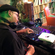 Nice it up Mr Dub!! Playing irie tunes @ Maestro's image