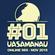 UASAMANAU - ONLINE MIX #01 (NOV 2018) image