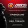 Paul van Dyk's VONYC Sessions 390 - Paul Trainer image