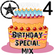 Birthday Special Mix 2011 vol. 4 image