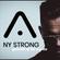 """DJ Ash G Presents """"NY STRONG"""" Mix image"""