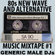 80s New Wave / Alternative Songs Mixtape Volume 1 image