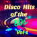 DISCO HITS OF THE 80'S  Ft. Ashford & Simpson, Patrice Russian, Luther Vandross, Rod Stewart image