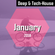 Simonic - January 2018 Deep & Tech-House Mix image