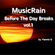 MusicRain (Before The Day Breaks vol.1) image