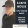 ADAMS HOUSE FIRST CHOICE RADIO 19/03/2021 image
