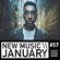 Jazz Standard \\ January's New Music image