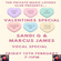 Sandi G & Marcus James LIVE for The Private Music Lovers Club - Valentines Special image