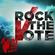 Rock The Vote 2020 image