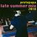 Late Summer Mix 2018 - Protopapa image